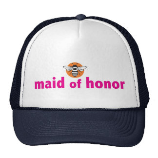 Bee my maid of honor cap