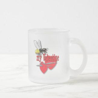 Bee My Valentine Mug