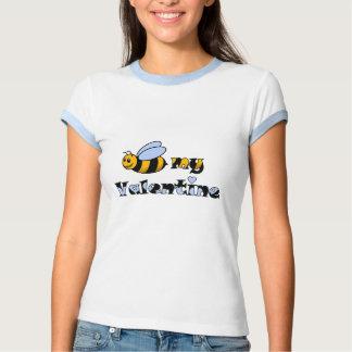 Bee my Valentine Tee Shirts