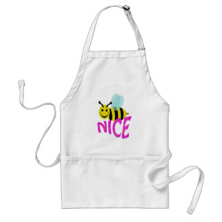 bee nice standard apron