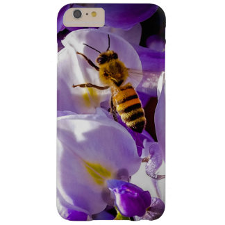 Bee on Wisteria iphone case Barely There iPhone 6 Plus Case