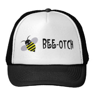 Bee-Otch Hat