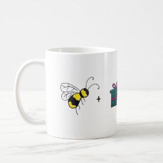 Bee Present Mug