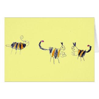 Bee Scorpion fight-card