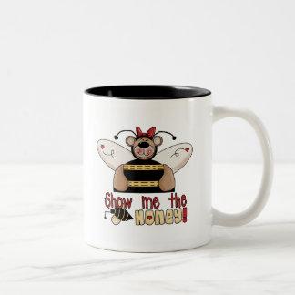 Bee Show Me the Honey Coffee Mugs