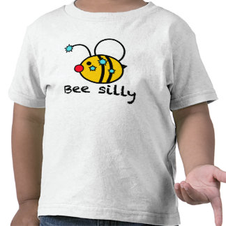 Bee silly t-shirt