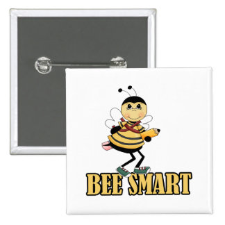 bee smart bumble bee with pencil pins