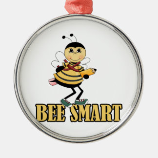 bee smart bumble bee with pencil christmas tree ornaments