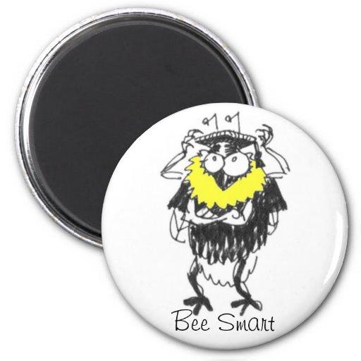 Bee Smart magnet