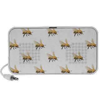Bee Notebook Speaker