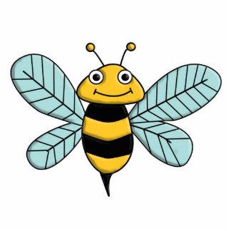 Bee Standing Photo Sculpture