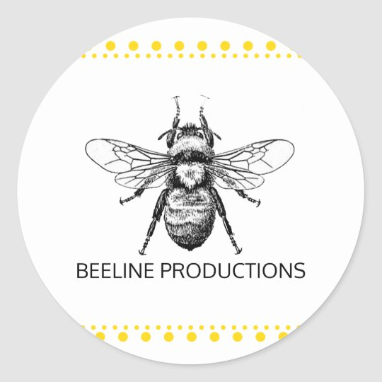 Bee Stickers
