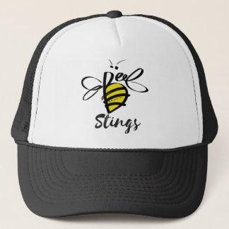 Bee Stings Trucker Hat