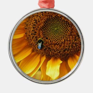 Bee Sunny Christmas Ornament