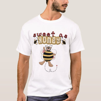 Bee Sweet as Honey Tshirts and Gifts