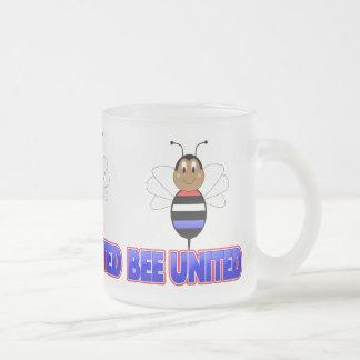 Bee United Mug