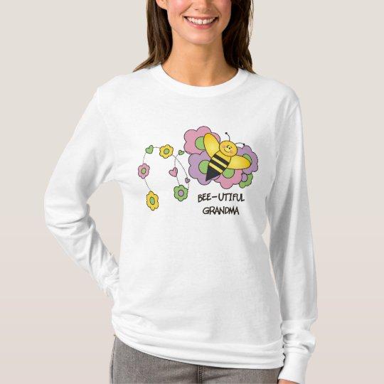 Bee-utiful Grandma T-Shirt