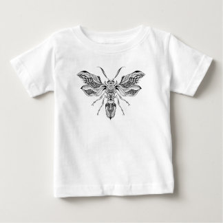 Bee-Wasp Tattoo Baby T-Shirt