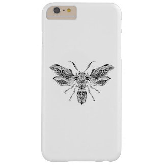Bee-Wasp Tattoo Barely There iPhone 6 Plus Case