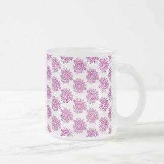 Bee with swirls mugs