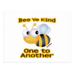 BEE Ye Kind One to Another Postcard