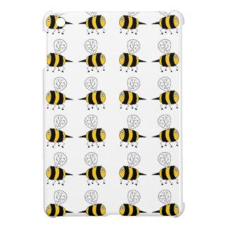 bee -  yellow iPad mini covers
