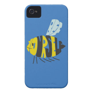 Bee Yourself iPhone 4 Cover