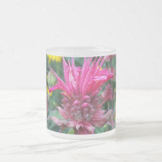 Beebalm Flower Mug