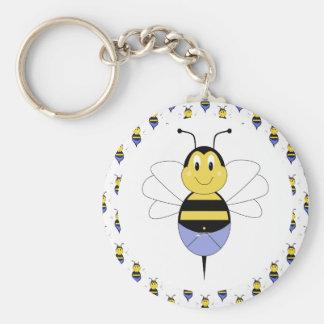 BeeBee Bumble Bee Keychain