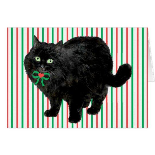 Beebs Happy Holidays Card