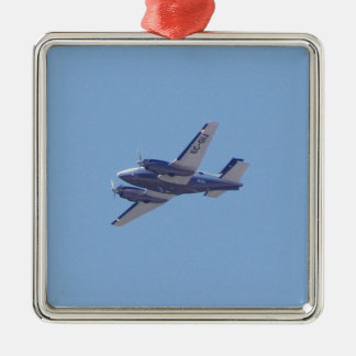 Beech B90 King Air Christmas Ornament