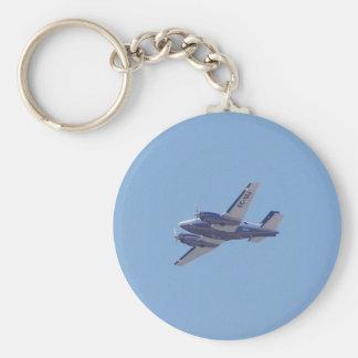 Beech B90 King Air Key Ring