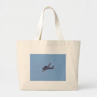 Beech B90 King Air Large Tote Bag