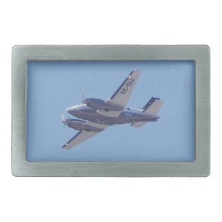 Beech B90 King Air Rectangular Belt Buckle