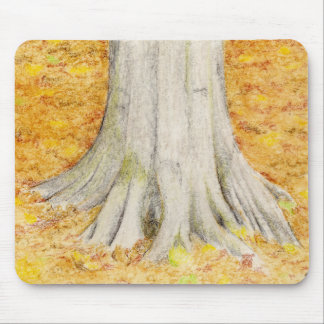 Beech Feet Mouse Mat
