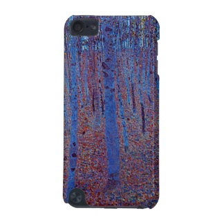 Beech Forest by Gustav Klimt iPod Touch (5th Generation) Covers
