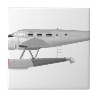 Beech Model 18 on Floats Tile