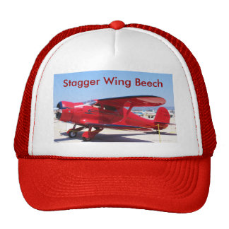 Beech Stagger Wing, Stagger Wing Beech Cap