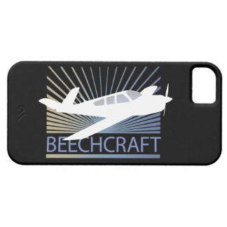 Beechcraft Aircraft Barely There iPhone 5 Case
