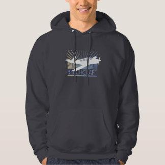 Beechcraft Aircraft Hoodie