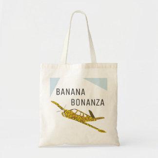 Beechcraft Bonanza airplane Tote Bag