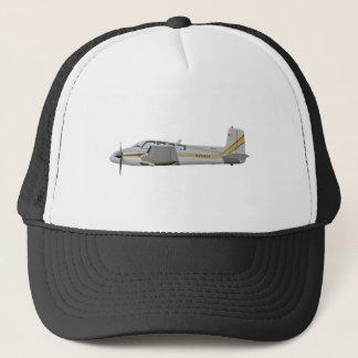 Beechcraft J50 Twin Bonanza 452452 Trucker Hat