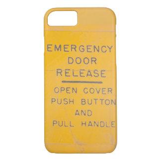 Beechcraft Model 18 Emergency Door Release Design iPhone 8/7 Case