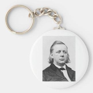 Beecher ~ Henry Ward / Clergyman Abolitionist Keychains