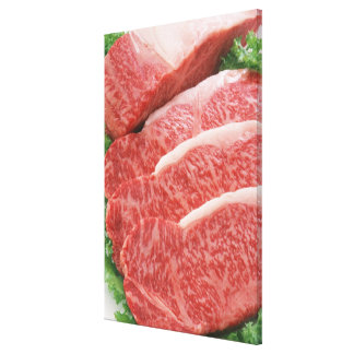 Beef 2 gallery wrap canvas
