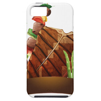 Beef and banner iPhone 5 covers