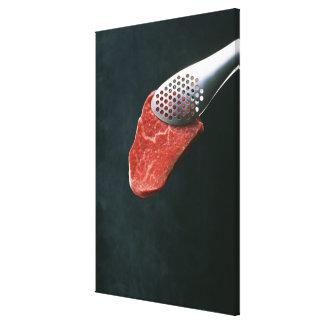 Beef Canvas Print