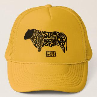 Beef Eater's Chart Trucker Hat