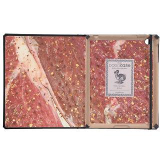 Beef iPad Case