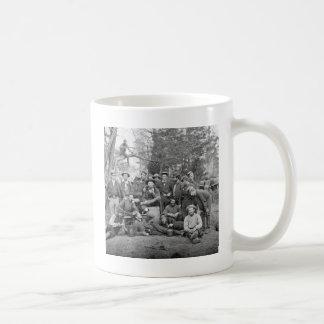 Beef-Killers of the Army, 1862 Basic White Mug